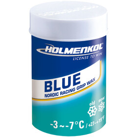 Holmenkol Grip Grip Wax 45g Blue